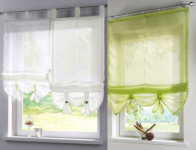 Дизайн и пошив штор в стиле Прованс