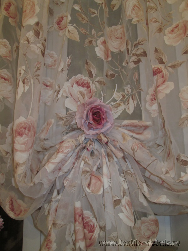 Аксессуары из ткани. Фото 4