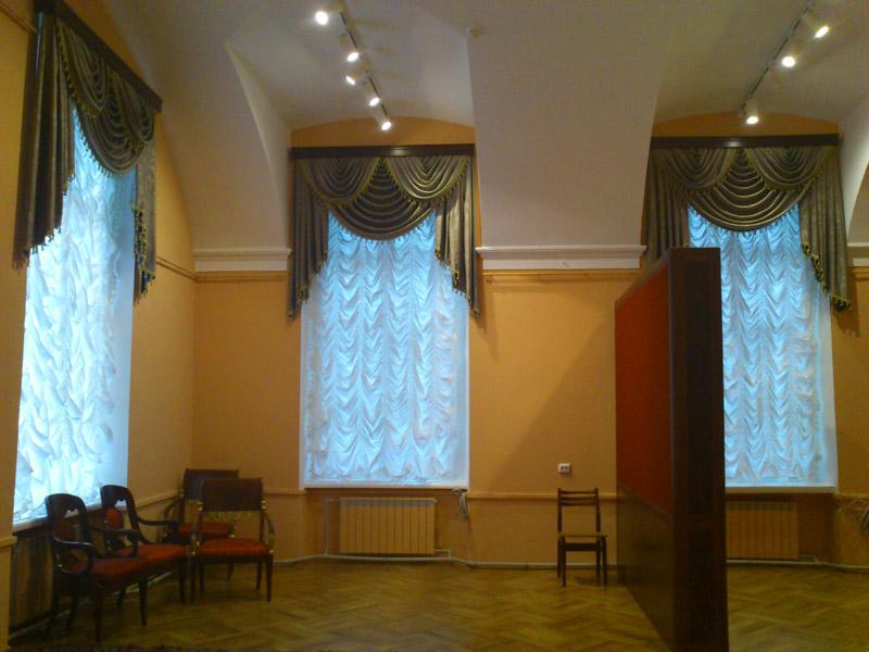 Французские шторы. Фото 3