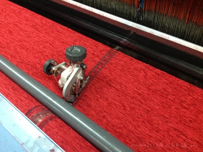 Производство портьерных тканей. Фото 8