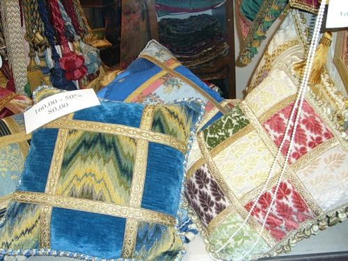 Текстильная выставка в Брюсселе. Фото 2