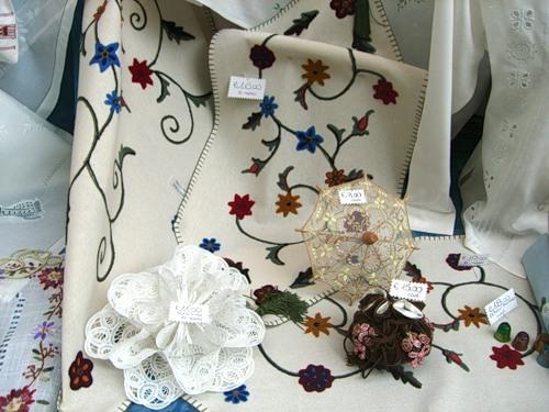 Выставка текстиля в Брюсселе. Фото 4